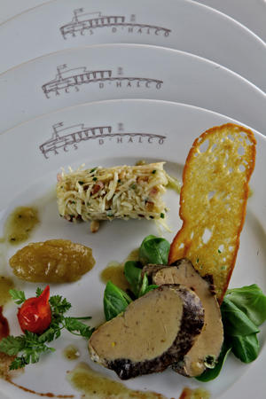 Assiette gourmande - copywright Jac'Phot