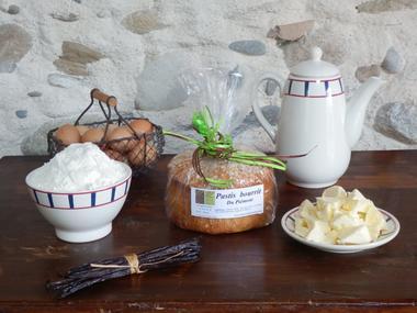 Boulangerie-pâtisserie Navarrine - Pastis (Laurence Navarrine)