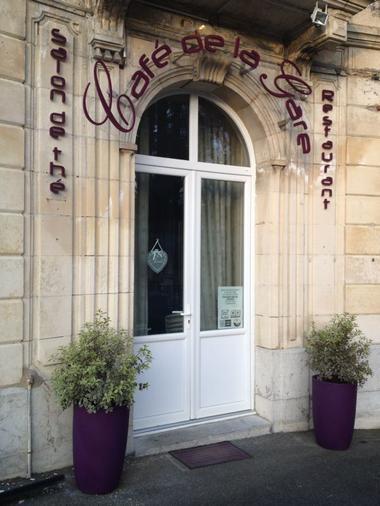Café de la Gare - Salies-de-Béarn