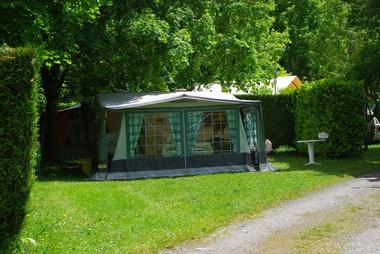 Camping Pyrénées passion - Emplacement caravane (BRUNET Stéphane)