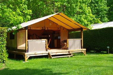 Camping Pyrénées passion - Tente (BRUNET Stéphane)