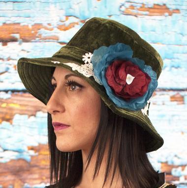 Cécile Lamour - Artisan d'art -  Chapeau