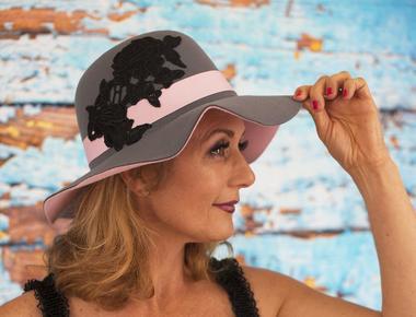 Cécile Lamour - Artisan d'art - Chapeau (2)
