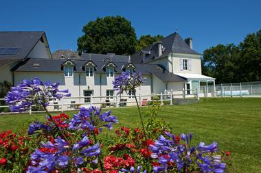 Chambre d'Hôtes Domaine Pédelaborde - Façade 1 (Odile Civit)