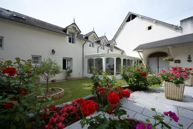 Chambre d'Hôtes Domaine Pédelaborde - Jardin(Odile Civit)