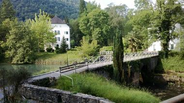 Chalet Cascade - Vue (Béatrice Jaury)