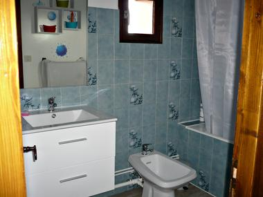 Chalet Duzert - Salle de bain