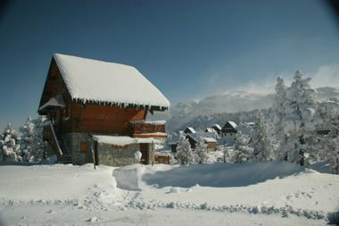 Chalet Moutain Lodge - Accès au chalet