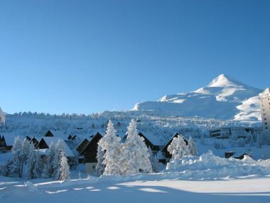 Chalet Moutain Lodge - Vue depuis le chalet