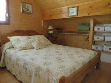 Chalet Mountain Lodge - Chambre