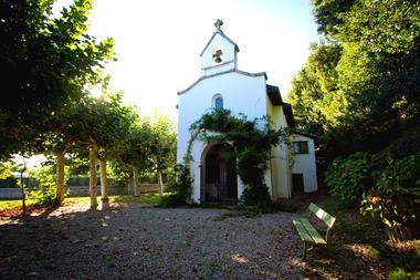 Chapelle Ur Onea Bidart pélerinage