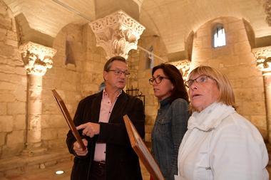 Crypte de Saint Girons