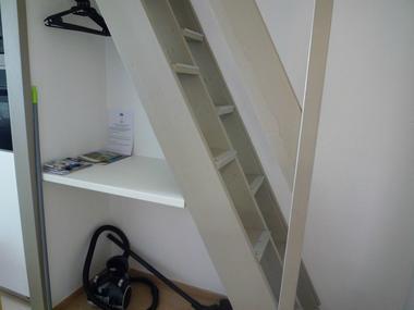 Duplex Daudignan - Accès étage