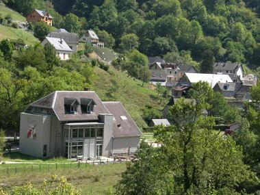 Maison du Parc National des Pyrénées- Etsaut