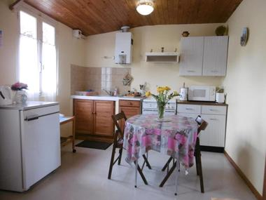 Domenger Le Cottage - cuisine