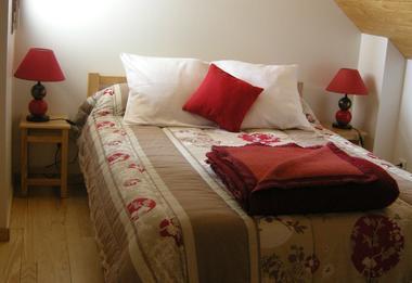 Edelweiss n°2 - Chambre n°1