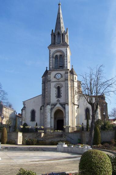 Eglise Hagetmau2