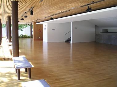 Espace Jéliote - Hall (CCPO)