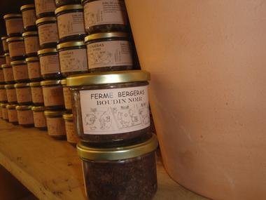 Ferme Bergeras - Boudin Noir (Florence Bergeras)