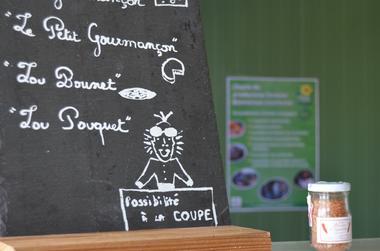 Ferme de la porte d'Aspe (Office de Tourisme du Haut Béarn)