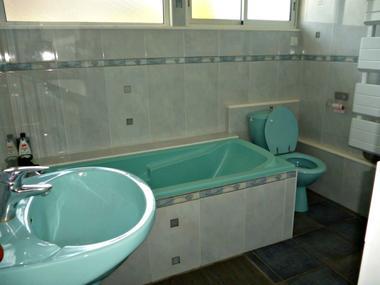 Gîte Camblong - Salle de bain