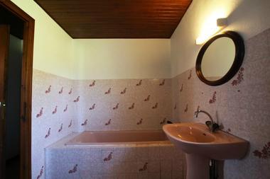 Gîte Bourdet - Salle de bain