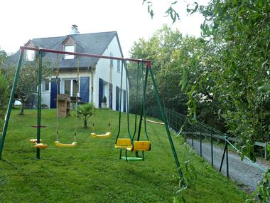 Gîte Gure Etxea - Jardin