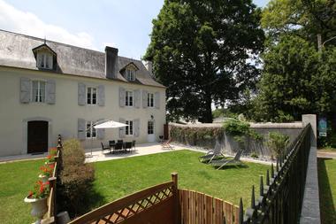 Gîte Domaine Pédelaborde - Terrasse2 (Odile Civit)