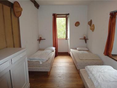 Gîte Louit - Chambre 1