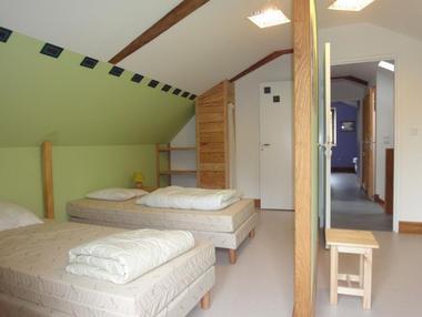 Gîte Louit - Chambre 2