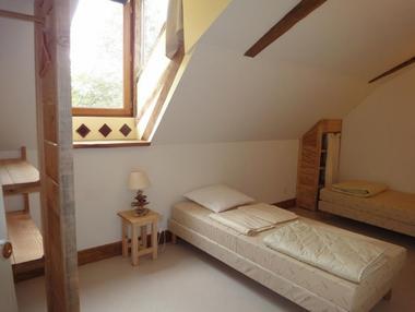 Gîte Louit - Chambre 3