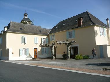 Gîte Laherre - Façade (Madame Laherre)