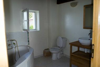 Gîte Rangole - Salle de bains