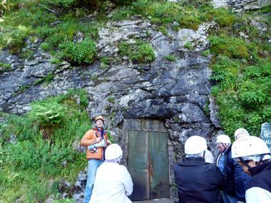 Grotte de la Verna_entrée_Sainte Engrâce
