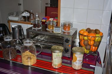 Hôtel FastHôtel - Buffet petit-déjeuner 3
