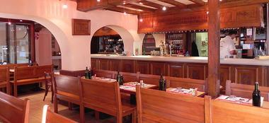 Hôtel Restaurant Elissaldia - Place - Bidart (1)