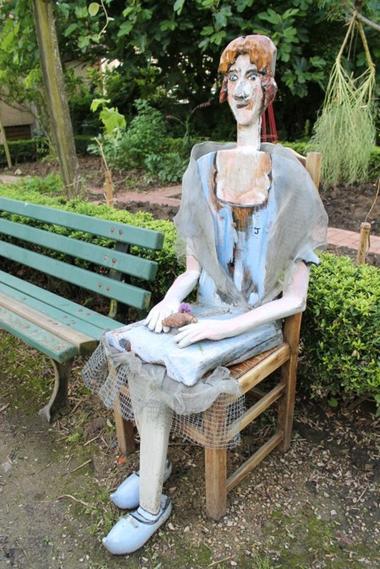 Jardin de Payot - Jeanne AQ