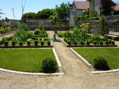 Jardin médiéval Geaune