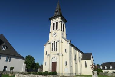 L'église de Goès