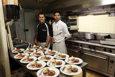 La Chenaie - Cuisine (Bozom René)