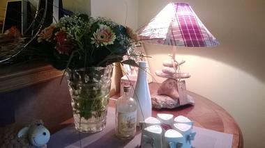 La maisonnette - Fleurs (La maisonnette)