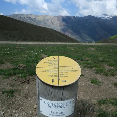 Col de Bergout par les Ichantes