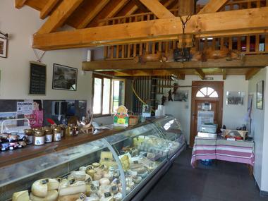 La grange à fromages (OT)