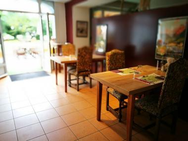 La table de l'ours (salle)
