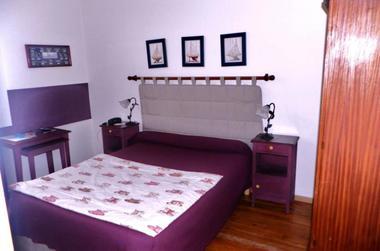 Le Clos Pité - chambre violette