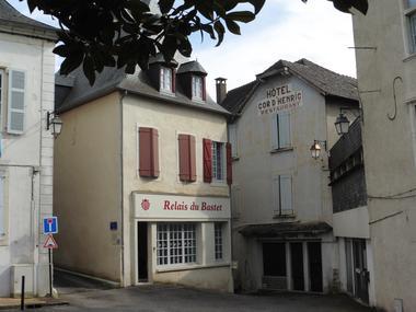 Le Relais du Bastet - Façade (Le bastet)