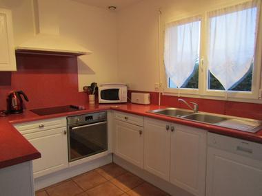 Lestage rouge - cuisine