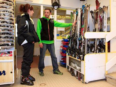 Loca ski - Intérieur