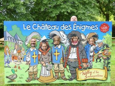 Château des énigmes 2019 1440X900