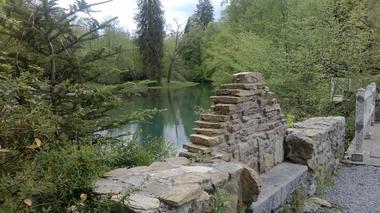 Résidences de Saint-Christau - Lac (Béatrice Jaury)
